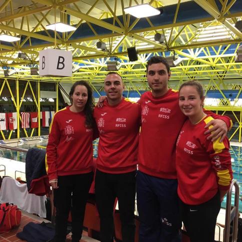 Los Alcarreños se traen cinco medallas de la Orange Cup de Países Bajos