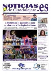 Una nueva edición de Noticias de Guadalajara ya está en todas las casas de Guadalajara