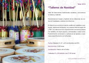 Se abre el plazo para las actividades navideñas de la Concejalía de Turismo