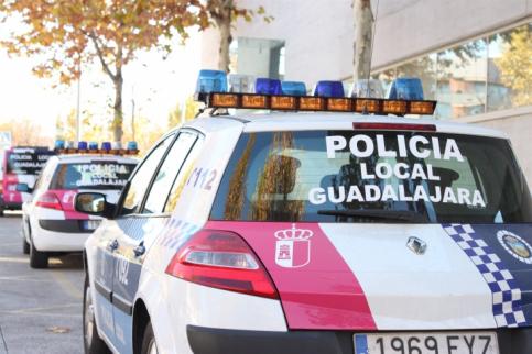 Dos alcoholemias positivas y un accidente leve, únicas incidencias de la semana en la capital