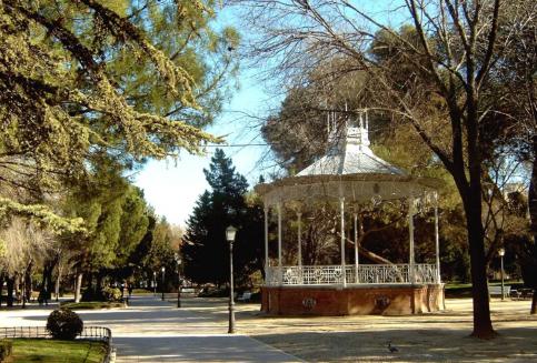El Modernismo en Guadalajara, detalle monumental del mes de diciembre