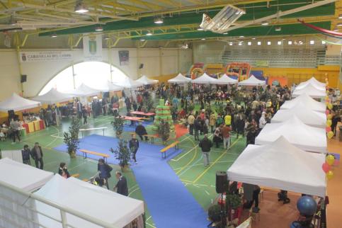 Cabanillas celebró su Feria del Comercio más multitudinaria