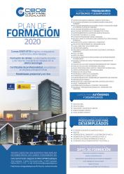 CEOE-Cepyme publica los 45 nuevos cursos de su formación gratuita