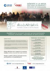 GuadaNetWork prepara sus primeras seis reuniones del 2020