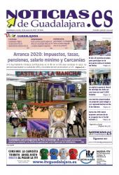 La edición de enero de Noticias de Guadalajara ya está en los hogares de la capital