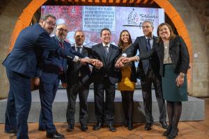 La Junta impulsará la declaración de Sigüenza como Ciudad Patrimonio de la Humanidad por la Unesco
