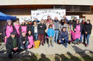 Más de 70 participantes en la VI Fiesta de la Patata de Yunquera de Henares