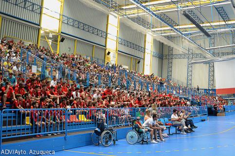 Las Escuelas Municipales Deportivas de Azuqueca cuentan con más de 1.600 inscritos