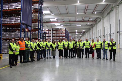 CEOE-Cepyme y DSV abren un nuevo centro de formación logística