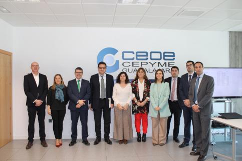 El presidente de la Alianza de Comercia Euroasiática visita Guadalajara buscando sinergias empresariales