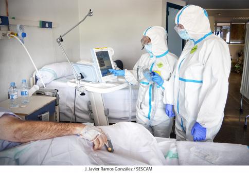 Tres nuevos fallecidos y otros nueve casos confirmados de COVID-19 en las últimas 24 horas en Guadalajara
