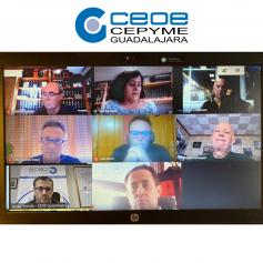 CEOE-Cepyme Guadalajara ve vital tomar medidas efectivas urgentes para salvar a empresas y autónomos