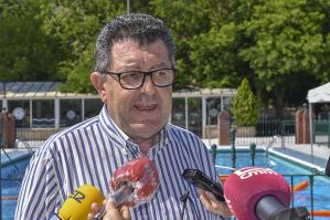 El próximo 1 de julio abre a todo el público la piscina municipal de San Roque