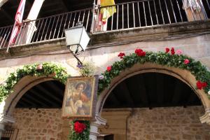 Sigüenza también dará premios a los Arcos de San Juan Virtuales