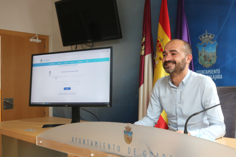 El Registro del Ayuntamiento cuenta ya con cita online a través de la web