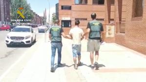 Detenido por robar sistemáticamente en Rillo de Gallo durante el estado de alarma