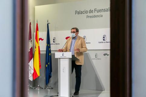 Ya es obligatorio el uso de mascarilla en toda Castilla-La Mancha
