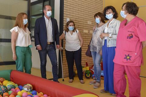 El Ayuntamiento destinará 110.000 euros para ayudas a la conciliación y apoyo a guarderías