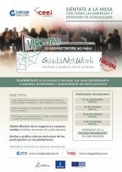 Cuatro nuevos encuentros de GuadaNetWork hasta final de año