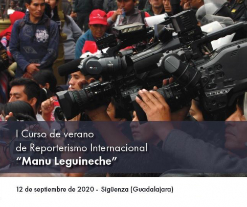 Calaf, Franganillo y otros prestigiosos reporteros internacionales estarán este sábado en Sigüenza