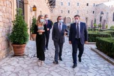 Más de un millón de euros de la Junta para remodelar el parque de la Alameda de Sigüenza