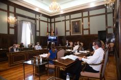 La Diputación cierra las cuentas de 2019 con un superávit de más de 7 millones