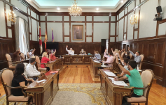 El CEIS ratifica el acuerdo de mejora de condiciones para los bomberos