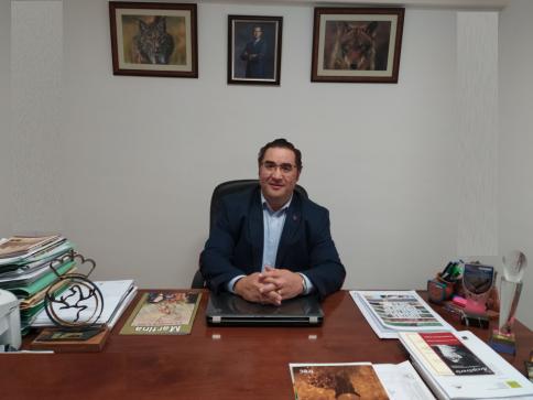 Agustín Rabadán seguirá siendo el presidente de la Federación de Caza de Castilla-La Mancha