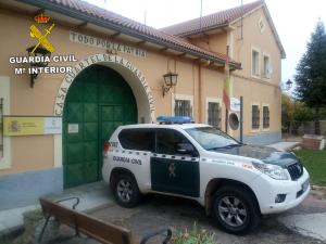 Tres personas investigadas por robar en casas de Villanueva de Alcorón durante el Estado de Alarma