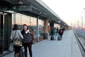 Yebes se une para que el tramo AVE Madrid-Guadalajara sea 'Obligación de Servicio Público'