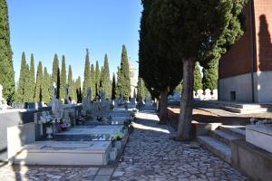 Un dispositivo especial regulará las visitas al cementerio el Día de Todos los Santos