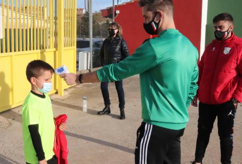 Vuelve la actividad a las Escuelas Deportivas Municipales de Cabanillas
