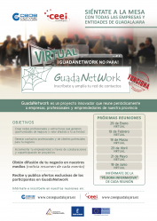 GuadaNetWork prepara sus seis primeros encuentros virtuales de 2021