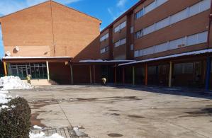 Todos los centros educativos de la provincia están abiertos, pero no todos los alumnos pueden llegar a ellos
