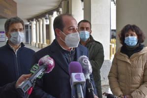 El Ayuntamiento cifra en 2 millones de euros los daños ocasionados por 'Filomena'