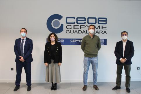 CEOE-Cepyme e Ilunion se unen para mejorar la empleabilidad de las personas con discapacidad