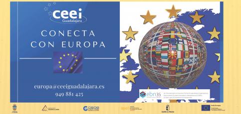 El CEEI de Guadalajara pone en marcha 'Conecta con Europa'