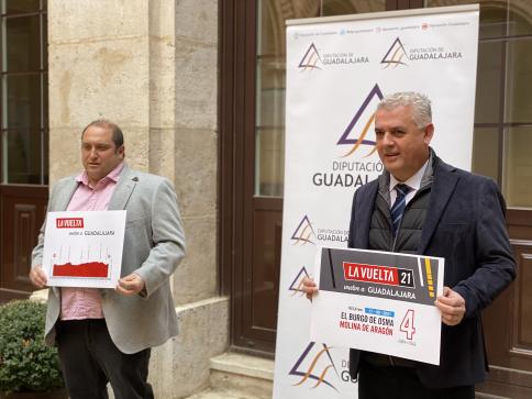 La etapa 4 de la Vuelta a España de este año terminará en Molina de Aragón