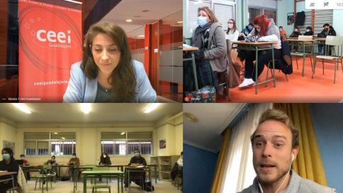 Finalizan los cinco primeros talleres del CEEI para jóvenes emprendedores