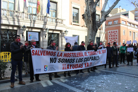 La hostelería clama por soluciones ante la Subdelegación del Gobierno