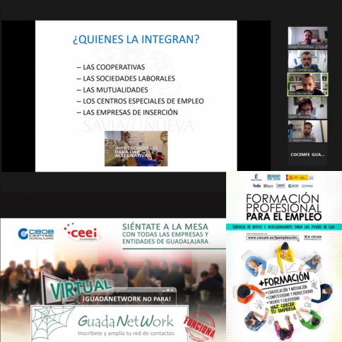 Una nueva sesión de GuadaNetWork se centró en la FP para el empleo y la economía social