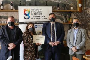 Entregados los premios de la Ruta de la Tapa de Otoño