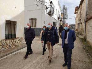 Diputación invierte más de 300.000 euros en nuevas infraestructuras para ocho pueblos