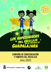 """Diputación busca entre los escolares de la provincia a """"Superhéroes del reciclaje"""""""