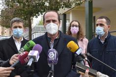 Medio millón de euros para solucionar reivindicaciones históricas en el barrio de La Rambla