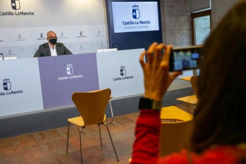Castilla-La Mancha tendrá 22 puntos centralizados de vacunación en los municipios de más de 15.000 habitantes
