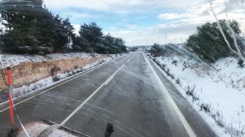 La Junta se pone manos a la obra ante el anuncio de posibles nevadas