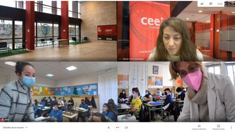 El CEEI celebró tres talleres para jóvenes emprendedores durante el mes de marzo