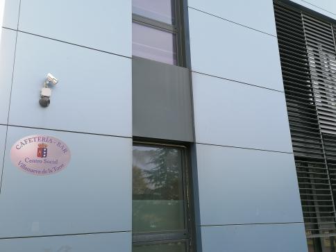 Villanueva de la Torre refuerza la seguridad de los edificios municipales con cámaras de vigilancia