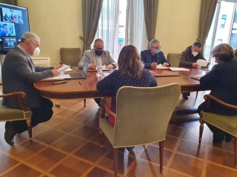 Los Grupos de Acción Local vuelven a colaborar con Diputación para la gestión de ayudas a negocios rurales y sector primario